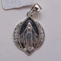 280c8915bd786f Artykuły sakralne / Biżuteria srebrna / Medaliki srebrne